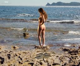 Photocreation: Gonzalo Villar – Model: Kristina Yakimova – Photo: Manuel Torres