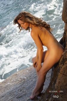 Model Kristina Yakimova – Photo Manuel Torres